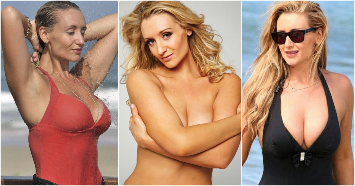 Coroniation Street's Catherine Tyldesley And Helen Flanagan