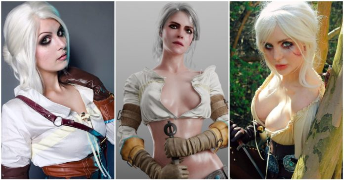 49 Hot Pictures Of Ciri from Witcher Series Are Just Too Yum For Her Fans