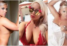 49 Hot Pictures Of Dana Brooke Show Off This WWE Diva's Sexy Body