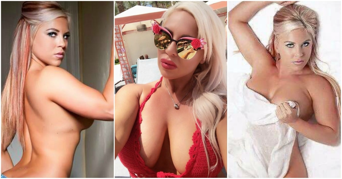 49 Hot Pictures Of Dana Brooke Show Off This Wwe Divas Sexy Body