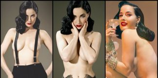 49 Hot Pictures Of Dita Von Teese That Will Make Your Day A Win