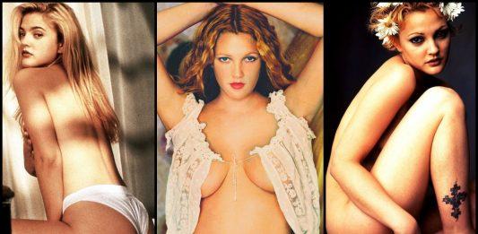 49 Hot Pictures Of Drew Barrymore Are Too Damn Sexy To Handle