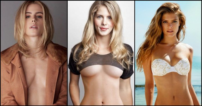 49 Hot Pictures Of Emily Bett Rickards Explore Her Amazing Fit Body