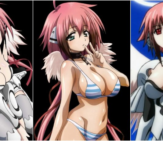 49 Hot Pictures Of Ikaros from Sora No Otoshimono That Will Make Your Heart Thump For Her