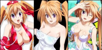 49 Hot Pictures Of Irina Shidou from High School DxD Which Will Make You Sweat All Over