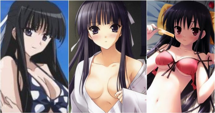 49 Hot Pictures Of Kazuha Migiwa from Yosuga no Sora Which Will Make You Fall For Her