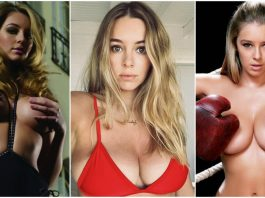 49 Hot Pictures Of Keeley Hazell Are Insanely Sexy To Handle Even For Her Fans