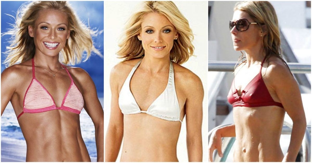 70 Hot Pictures Of Kelly Ripa Which Prove She Is The Sexiest Woman On The Planet Best Of Comic Books