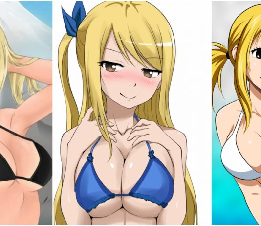 49 Hot Pictures Of Lucy Heartfilia from Fairy Tail Which Will Make You Drool For Her