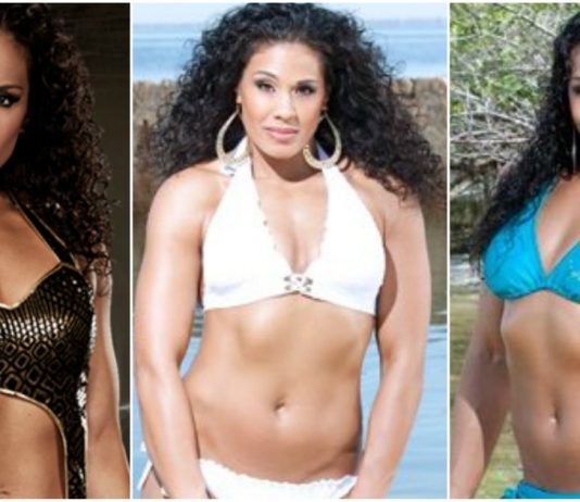 49 Hot Pictures Of Tamina Snuka Show Off WWE Diva's Sexy Body