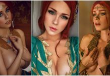 49 Hot Pictures Of Triss Merigold From The Witcher Series Are Delight For Fans