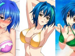 49 Hot Pictures Of Xenovia Quarta from High School DxD That Will Make Your Day A Win