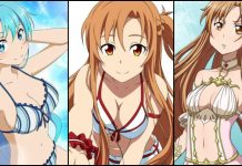 49 Hot Pictures Of Yūki Asuna from Sword Art Online Are Simply Gorgeous