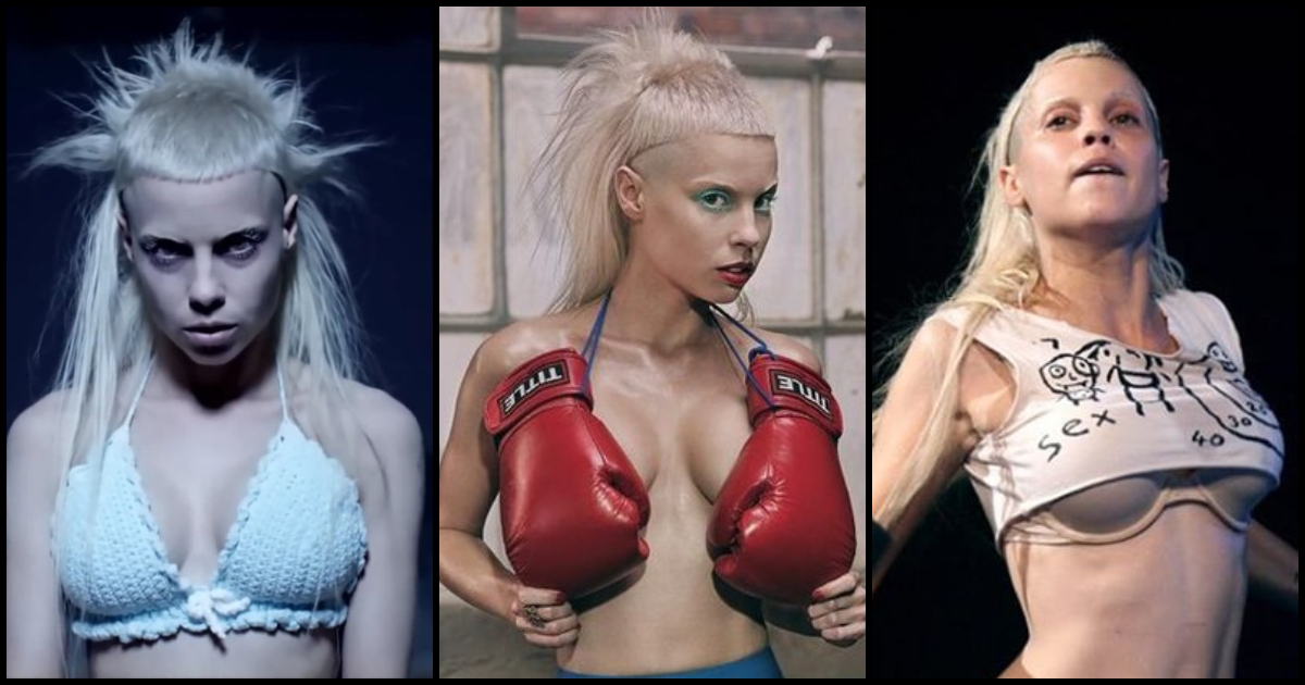 49 Hot Pictures Of Yolandi Visser Are Sexy As Hell That You Will Melt