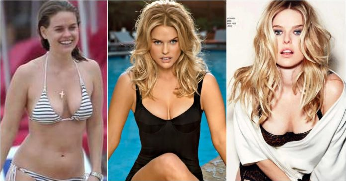 49 Hottest Alice Eve Bikini Pictures Are Really A Sexy Slice From Heaven