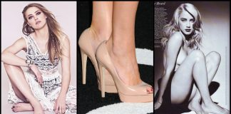 49 Hottest Amber Heard Feet Pictures Are Epitome Of Sexiness