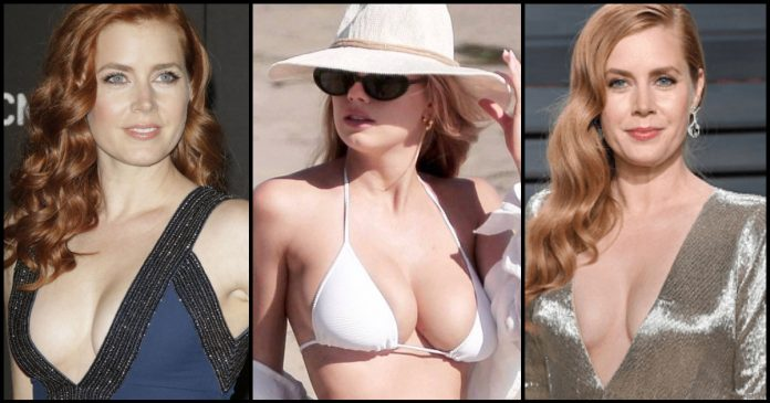 49 Hottest Amy Adams Bikini Pictures Expose Her Sexy Hour-glass Figure