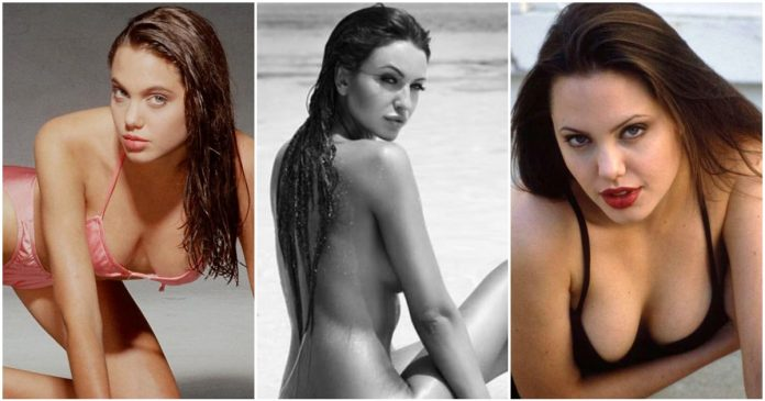 49 Hottest Angelina Jolie Bikini Pictures Are Just Too Hot To Handle