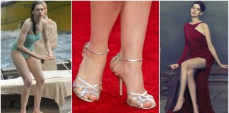49 Hottest Anne Hathaway Sexy Feet Pictures Are Truly Epic