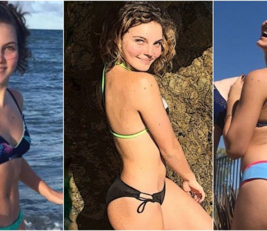 49 Hottest Camren Bicondova Bikini Pictures Expose Curvy Ass