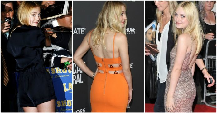 49 Hottest Dakota Fanning Big Butt Pictures Are Amazingly Beautiful