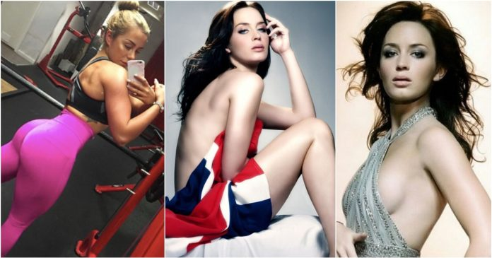 49 Hottest Emily Blunt Bikini Pictures Which Will Make You Drool For Her