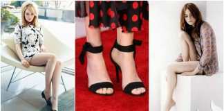49 Hottest Emma Stone Feet Pictures Are Brilliantly Sexy