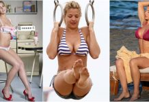 49 Hottest Gemma Atkinson Feet Pictures Are Just Too Damn Good
