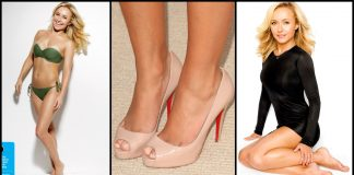 49 Hottest Hayden Panettiere Feet Pictures Are Just Mind Blowing