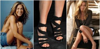 49 Hottest Jennifer Aniston Sexy Feet Pictures Are Truly Gorgeous