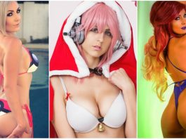 49 Hottest Jessica Nigri Big Butt Pictures Which Are Sure to Catch Your Attention
