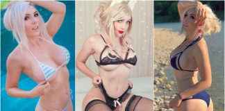 49 Hottest Jessica Nigri Bikini Pictures Prove That She Is One Of The Hottest Women Alive