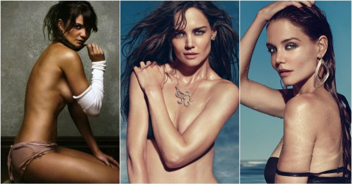 49 Hottest Katie Holmes Bikini Pictures Reveal Insanely Sexy Butt