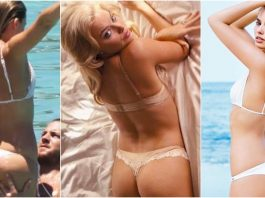 49 Hottest Margot Robbie's Cute Ass Pictures Will Make You Breathe-less