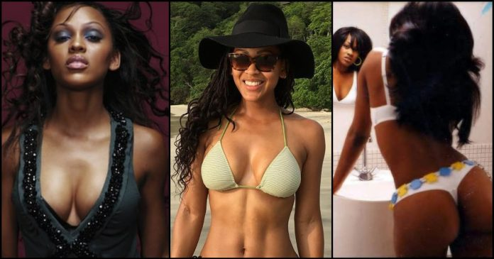 49 Hottest Meagan Good Bikini Pictures Reveal Her Massive Booty