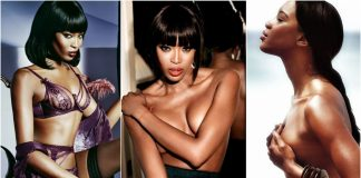 49 Hottest Naomi Campbell Bikini Pictures Which Will Make You Fall For Her