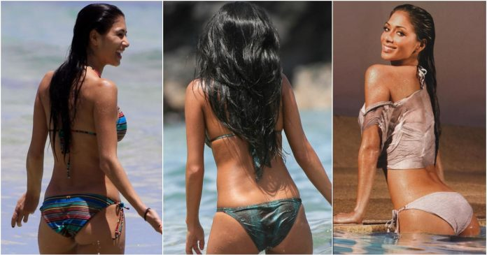 49 Hottest Nicole Scherzinger Ass Pictures That Prove That She Is A Very Hot Woman