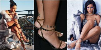 49 Hottest Rihanna Sexy Feet Pictures Are Too Damn Appealing