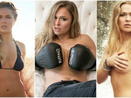 49 Hottest Ronda Rousey's Bikini Pictures Unveil Her Fit And Sexy Ass To The World