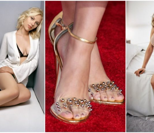 49 Hottest Scarlett Johansson Sexy Feet Pictures Are Slices Of Heaven