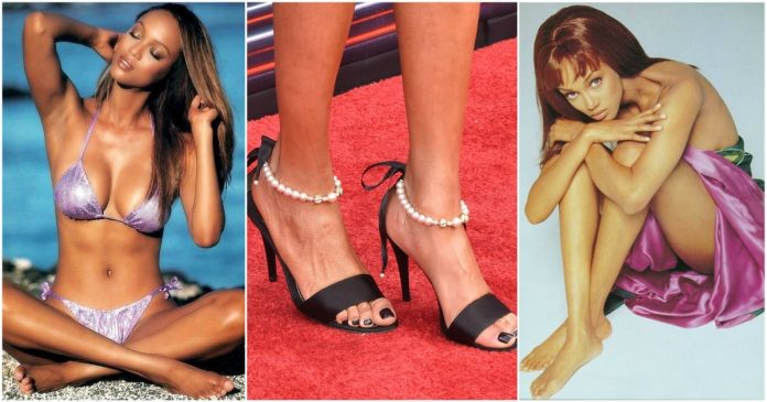 49 Hottest Tyra Banks Sexy Feet Pictures Are Seriously To Damn Hot