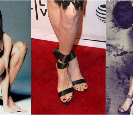 49 Hottest Uma Thurman Sexy Feet Pictures Are Hot As Hell