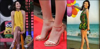 49 Sexiest Miranda Cosgrove Feet Pictures Are Just Damn Beautiful