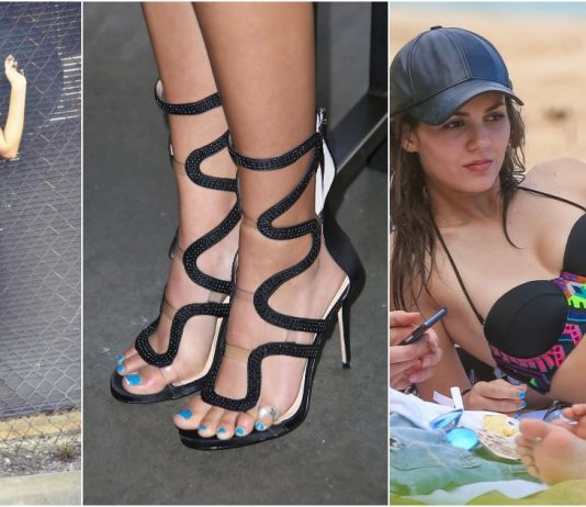 49 Sexiest Victoria Justice Feet Pictures Are Here To Take Your Breathe Away