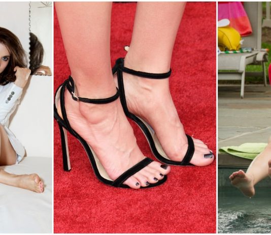 49 Sexy Alison Brie Feet Pictures Are Brilliantly Sexy