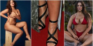 49 Sexy Ashley Graham Feet Pictures That Are Simply Gorgeous