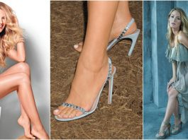 49 Sexy Blake Lively Feet Pictures Are Just Too Damn Delicious