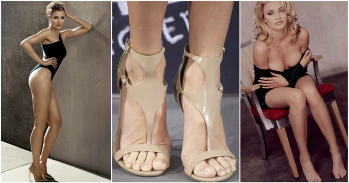 49 Sexy Cameron Diaz Feet Pictures Prove That She Has Hottest Legs