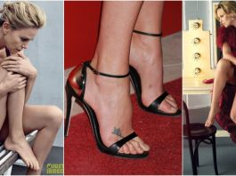 49 Sexy Charlize Theron Feet Pictures Will Make You Drool For Her