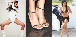 49 Sexy Ciara Feet Pictures Which Are Sure To Win Your Heart Over